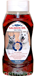 Nerus Zenses Salmon Oil Лососевое масло для кошек и собак