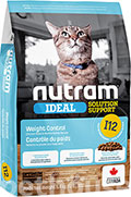 Nutram I12 Ideal Solution Support Weight Control Cat