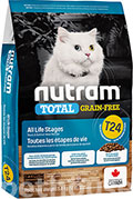 Nutram T24 Total Grain-Free Salmon & Trout Cat