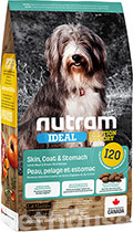 Nutram I20 Ideal Solution Support Sensitive Skin, Coat & Stomach Dog