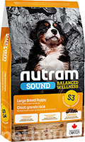 Nutram S3 Sound Balanced Wellness Puppy Large Breed