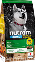 Nutram S9 Sound Balanced Wellness Lamb Adult Dog