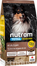 Nutram T23 Total Grain-Free Turkey, Chicken & Duck Dog
