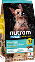 Nutram T28 Total Grain-Free Salmon & Trout Small Breed Dog