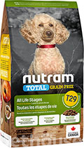 Nutram T29 Total Grain-Free Lamb and Lentils Recipe Small Breed Dog