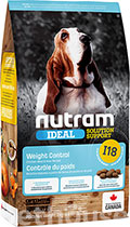Nutram I18 Ideal Solution Support Weight Control Dog