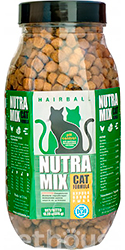Nutra Mix Cat Hairball, банка