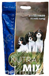 Nutra Mix Gold Puppy Small Breed