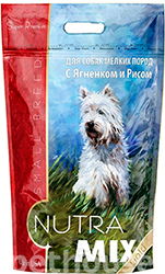 Nutra Mix Gold Adult Small Breed Lamb & Rice