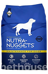 Nutra Nuggets Dog Maintenance