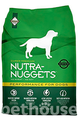 Nutra Nuggets Dog Performance