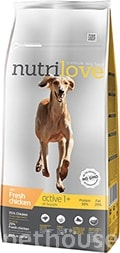 Nutrilove Dog Active