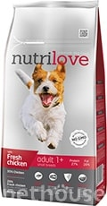 Nutrilove Dog Adult Small