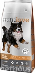 Nutrilove Dog Adult Large