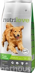 Nutrilove Dog Mature
