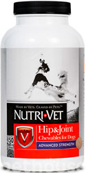 Nutri-Vet Hip&Joint Veterinarian Strength (Advanced), Level 3