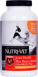 Nutri-Vet Joint Health Plus Perna Mussel