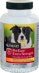 Nutri-Vet Pet-Ease Extra Strength