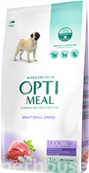 Optimeal Dog Adult Small