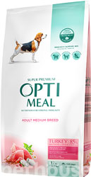 Optimeal Dog Adult Medium
