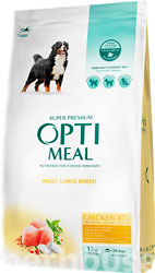 Optimeal Dog Adult Maxi