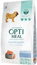 Optimeal Dog Adult Medium and Large Breeds Hypoallergenic