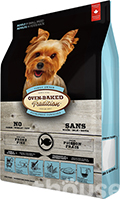 Oven-Baked Tradition Dog Adult Small Breed Fish
