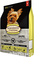 Oven-Baked Tradition Dog Adult Small Breed Chicken
