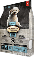 Oven-Baked Tradition Dog Small Breed Fish Grain Free