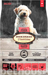 Oven-Baked Tradition Dog Small Breed Red Meat Grain Free