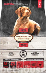 Oven-Baked Tradition Dog Red Meat Grain Free