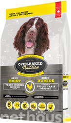 Oven-Baked Tradition Semi-Moist Dog Adult Chicken