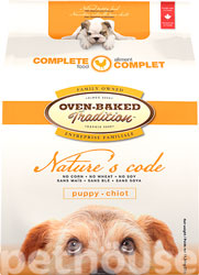 Oven-Baked Tradition Nature's Code Puppy Chicken