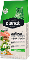Ownat Classic Cat Adult Hairball