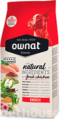 Ownat Classic Dog Adult Energy