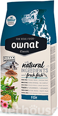 Ownat Classic Dog Adult Fish