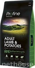Profine Dog Adult Lamb & Potatoes