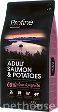Profine Dog Adult Salmon & Potatoes