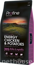 Profine Dog Energy Chicken & Potatoes
