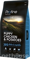 Profine Puppy Chicken & Potatoes