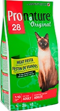 Pronature Original Cat Adult Meat Fiesta