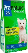 Pronature Original Dog Adult Small & Medium Chicken