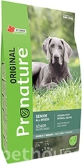 Pronature Original Dog Senior Chicken & Oatmeal
