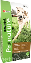 Pronature Original Dog Adult Large Breed Chicken with Oatmeal