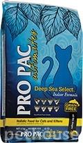 Pro Pac Ultimates Cat Deep Sea Select Indoor Formula