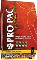 Pro Pac Ultimates Dog Large Breed Adult Chicken & Brown Rice Formula