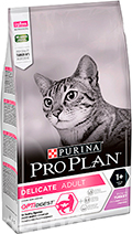Purina Pro Plan Cat Adult Delicate Sensitive Turkey