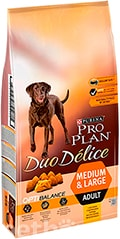 Purina Pro Plan Duo Delice Adult Dog Chicken and Rice