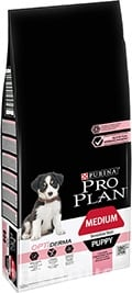 Purina Pro Plan Puppy Medium Sensitive Skin OptiDerma