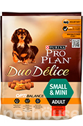 Purina Pro Plan Duo Delice Adult Small & Mini Chicken